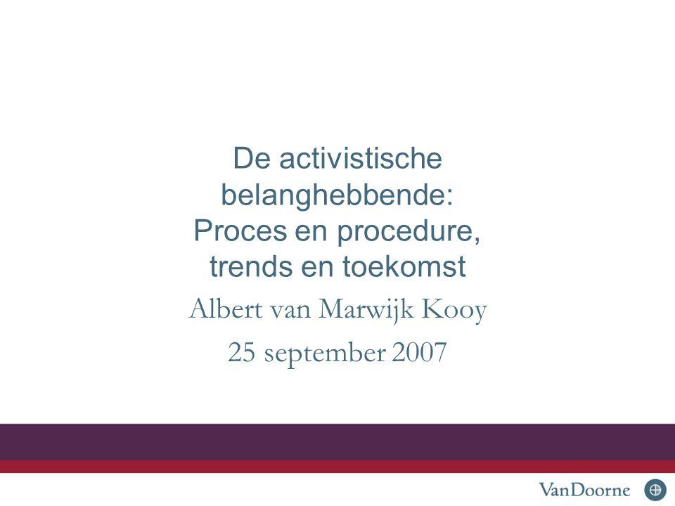 Albert van Marwijk Kooy 25 september 2007