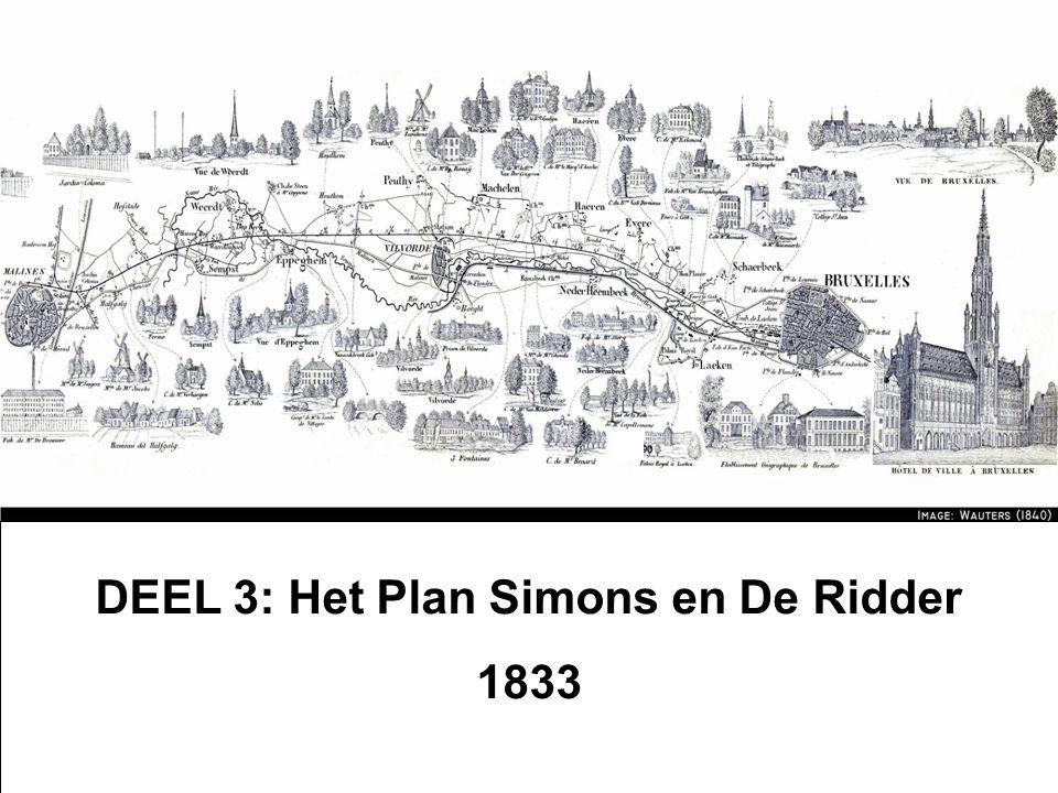 DEEL 3: Het Plan Simons en De Ridder