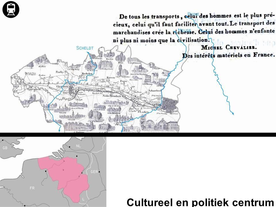 Cultureel en politiek centrum