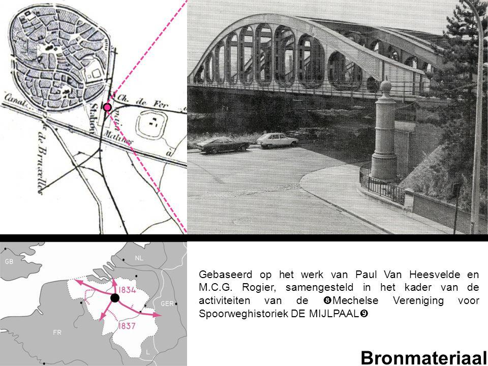 Gebaseerd op het werk van Paul Van Heesvelde en M. C. G