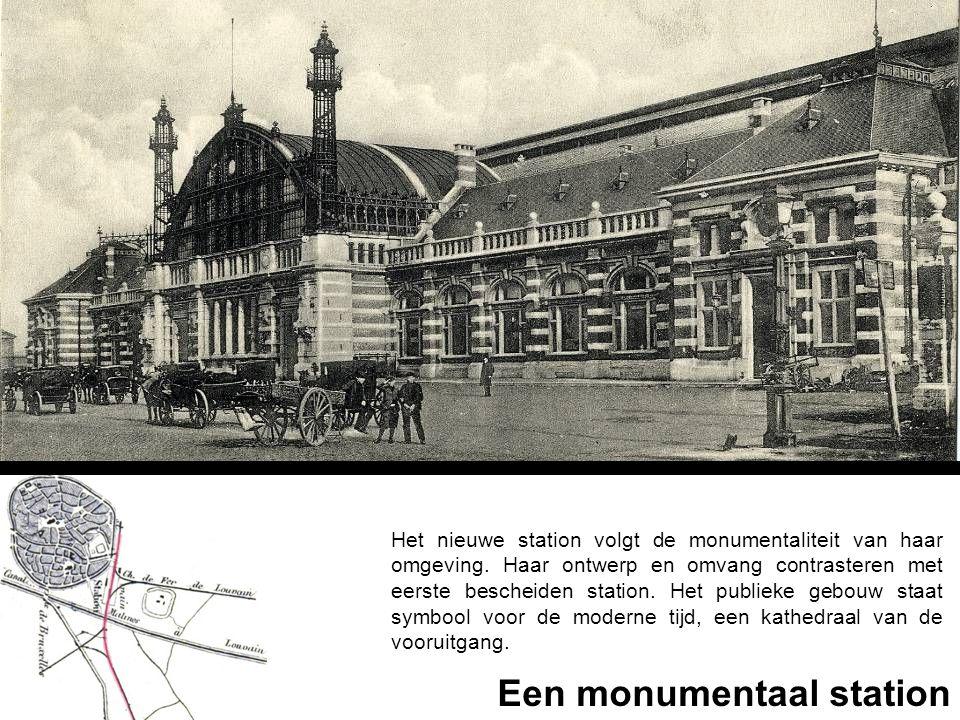 Een monumentaal station
