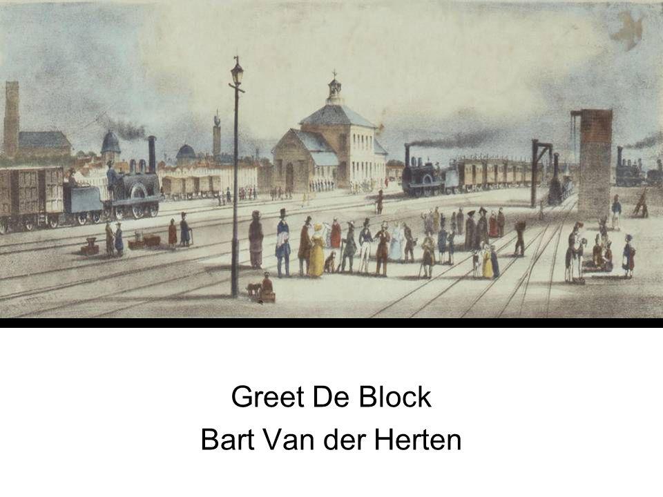 Greet De Block Bart Van der Herten