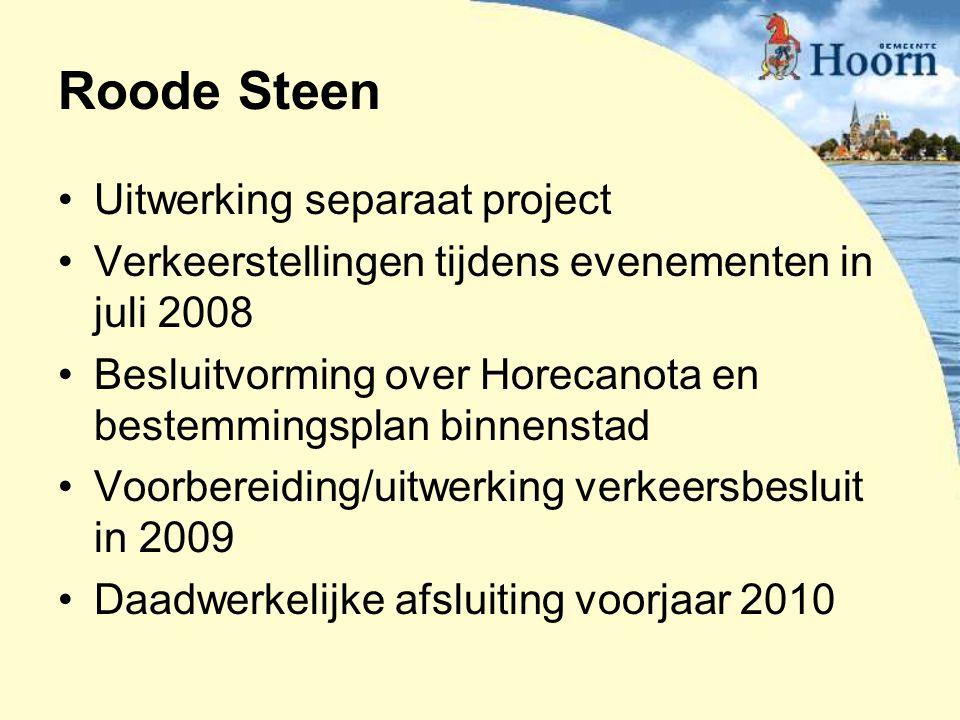 Roode Steen Uitwerking separaat project