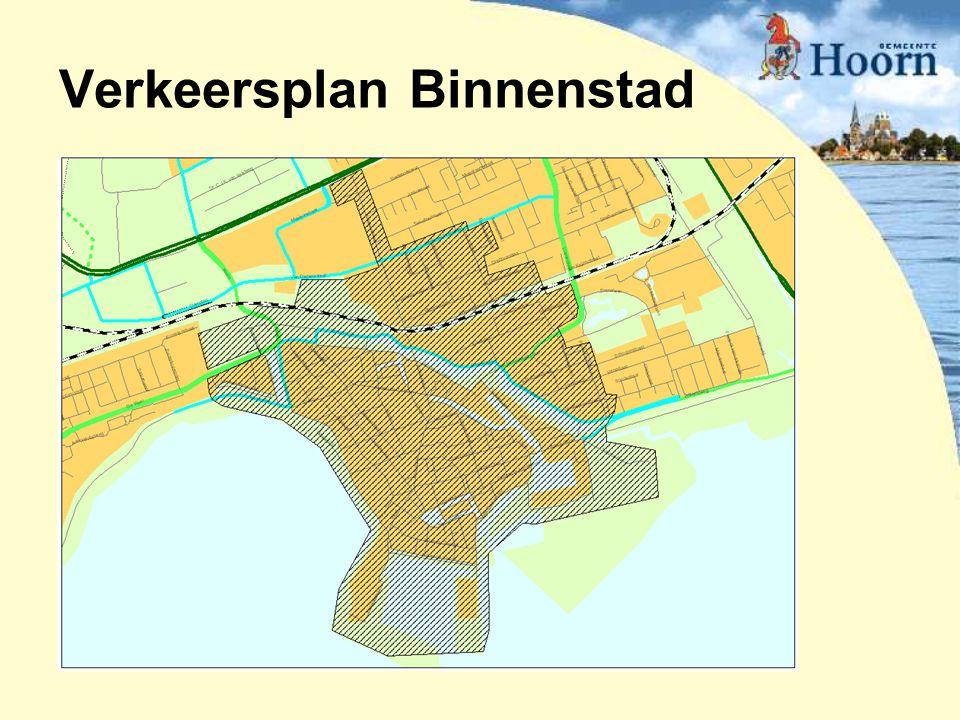 Verkeersplan Binnenstad
