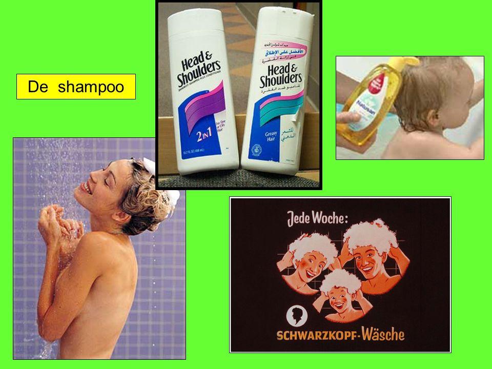 De shampoo