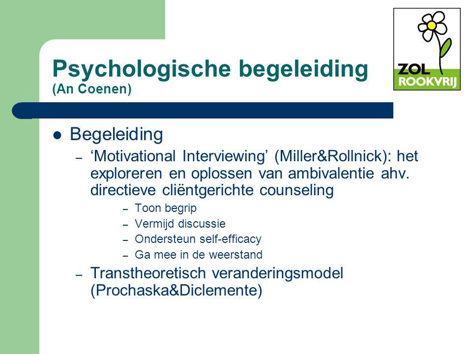 Psychologische begeleiding (An Coenen)