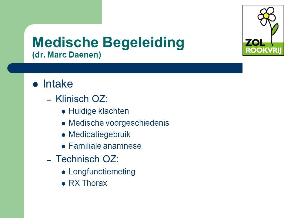 Medische Begeleiding (dr. Marc Daenen)