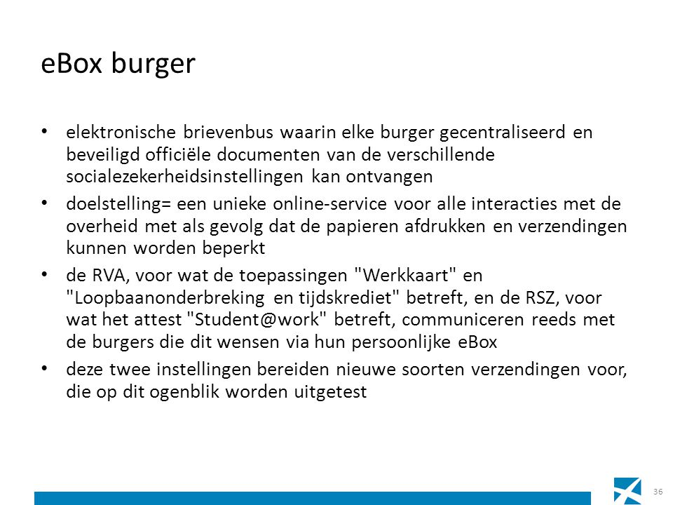 eBox burger