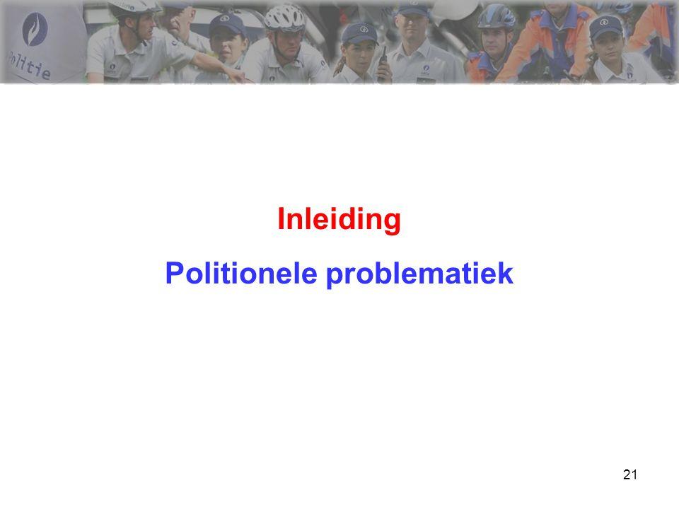 Politionele problematiek