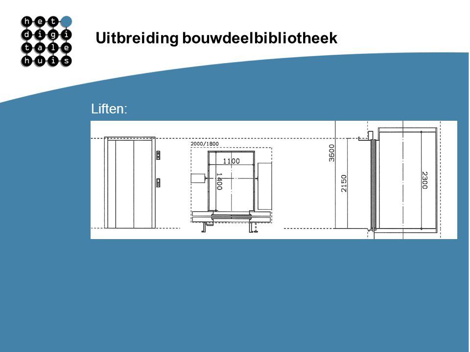 Uitbreiding bouwdeelbibliotheek