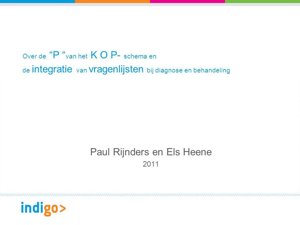 Paul Rijnders en Els Heene 2011