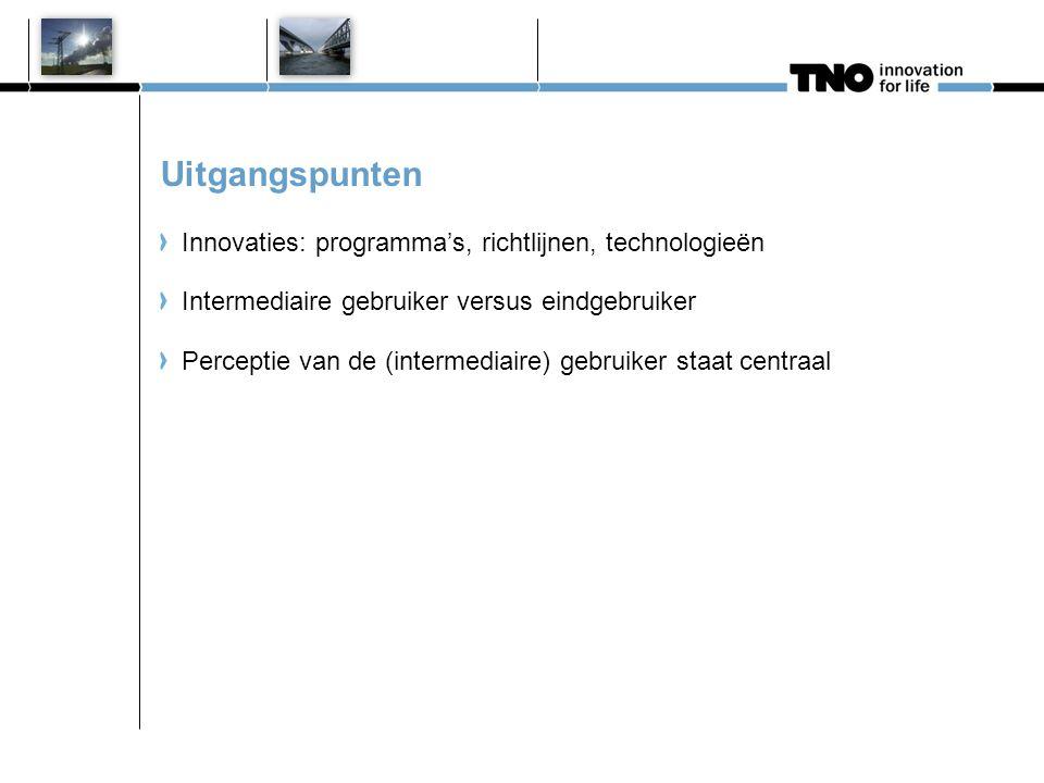 TNO model voor invoering innovaties (Paulussen 1994; Fleuren 1997; Fleuren e.a. 2002, 2004, 2006, 2010, 2012)