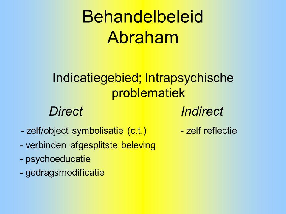Behandelbeleid Abraham