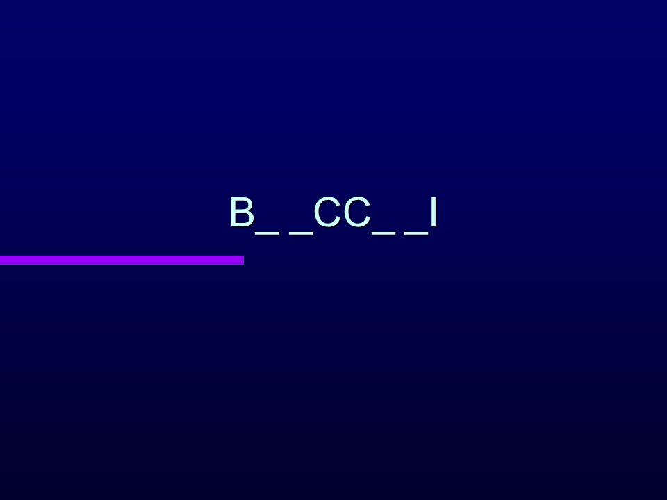 B_ _CC_ _I