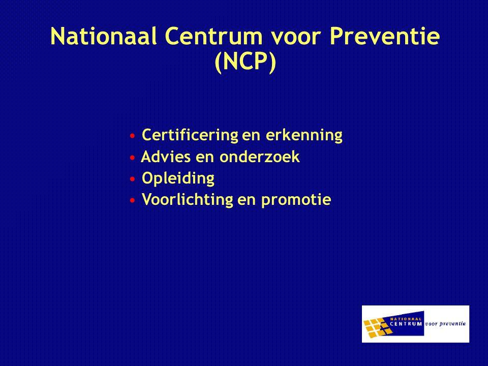 Nationaal Centrum voor Preventie (NCP)