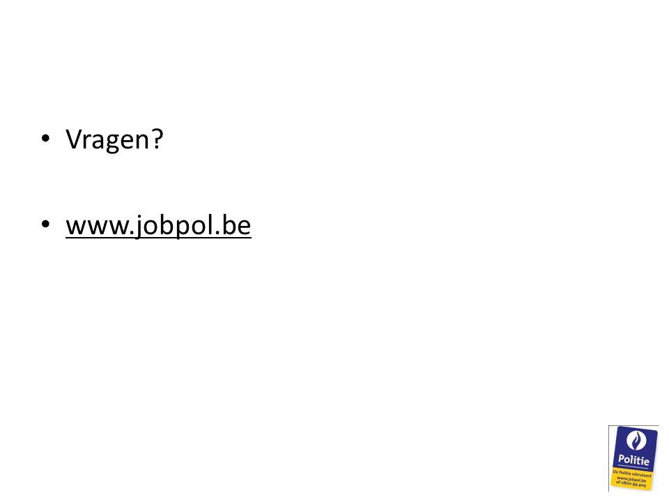Vragen www.jobpol.be