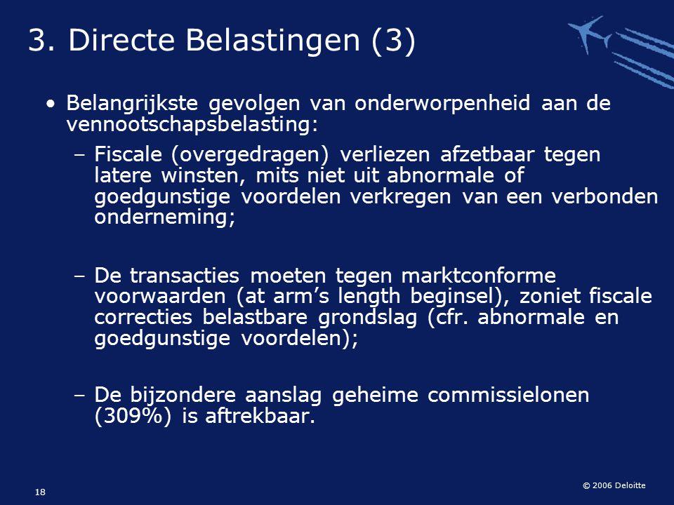 3. Directe Belastingen (3)