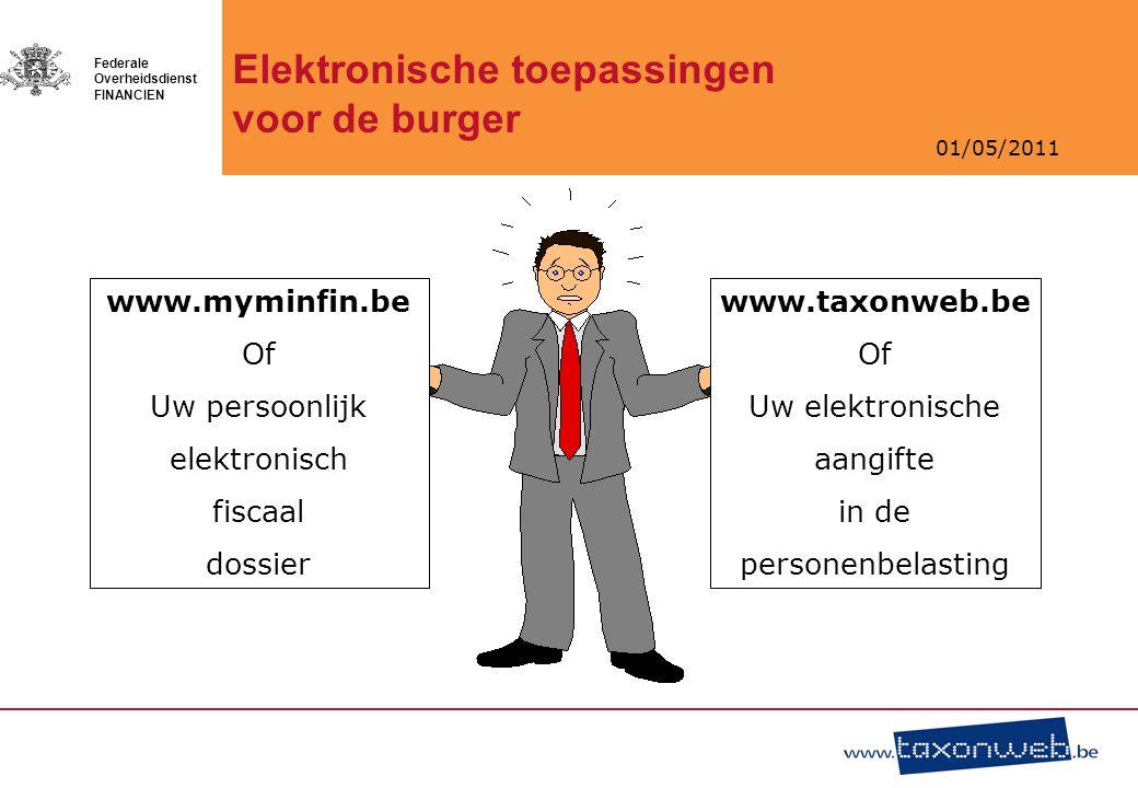 Elektronische toepassingen voor de burger