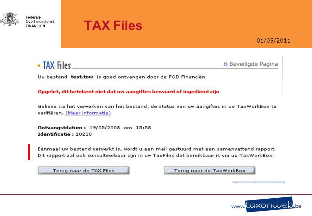 TAX Files