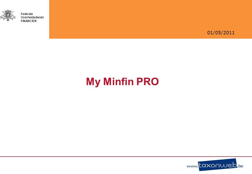My Minfin PRO