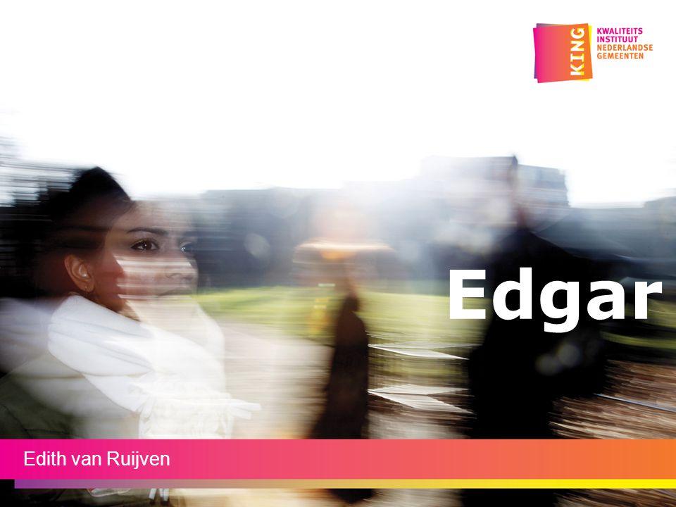 Edgar Edith van Ruijven Onlangs las ik deze brief van Edgar.