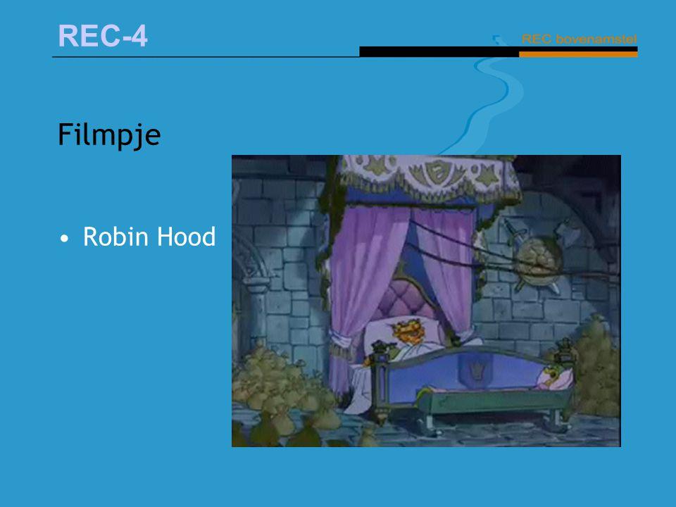 Filmpje Robin Hood
