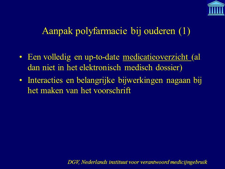 Aanpak polyfarmacie bij ouderen (1)