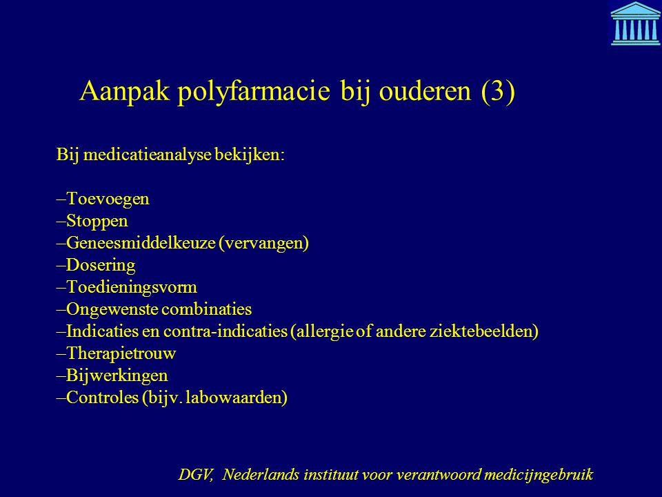 Aanpak polyfarmacie bij ouderen (3)