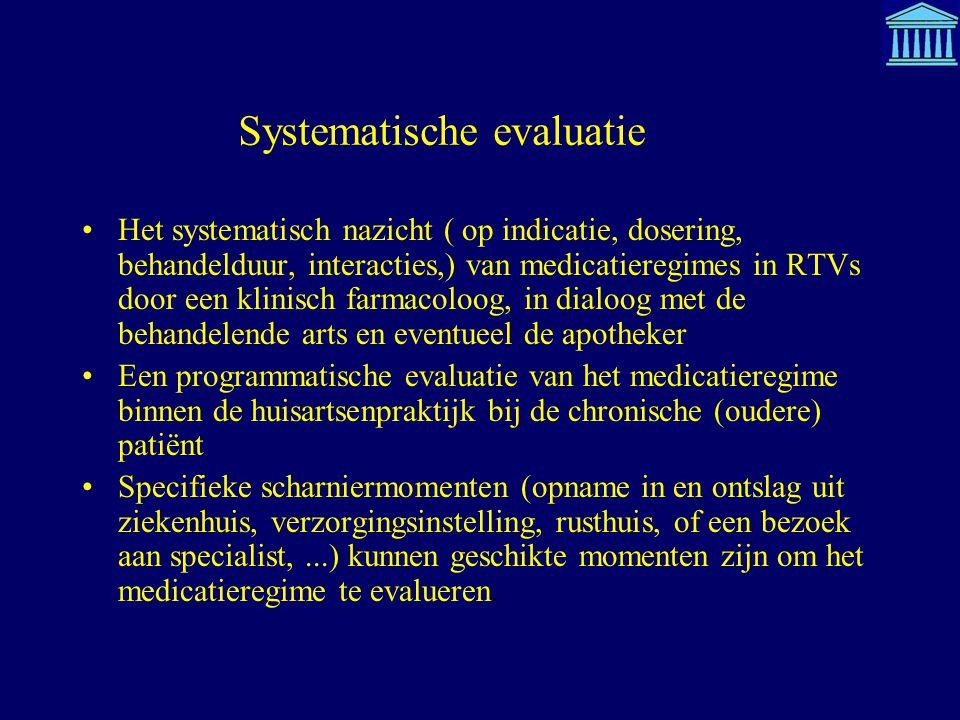 Systematische evaluatie