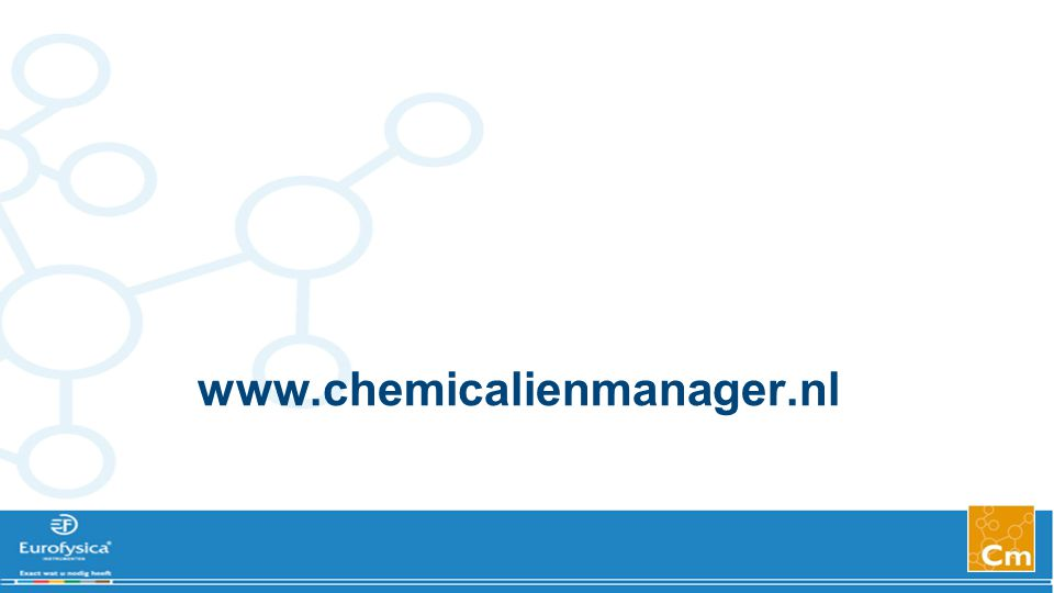 www.chemicalienmanager.nl