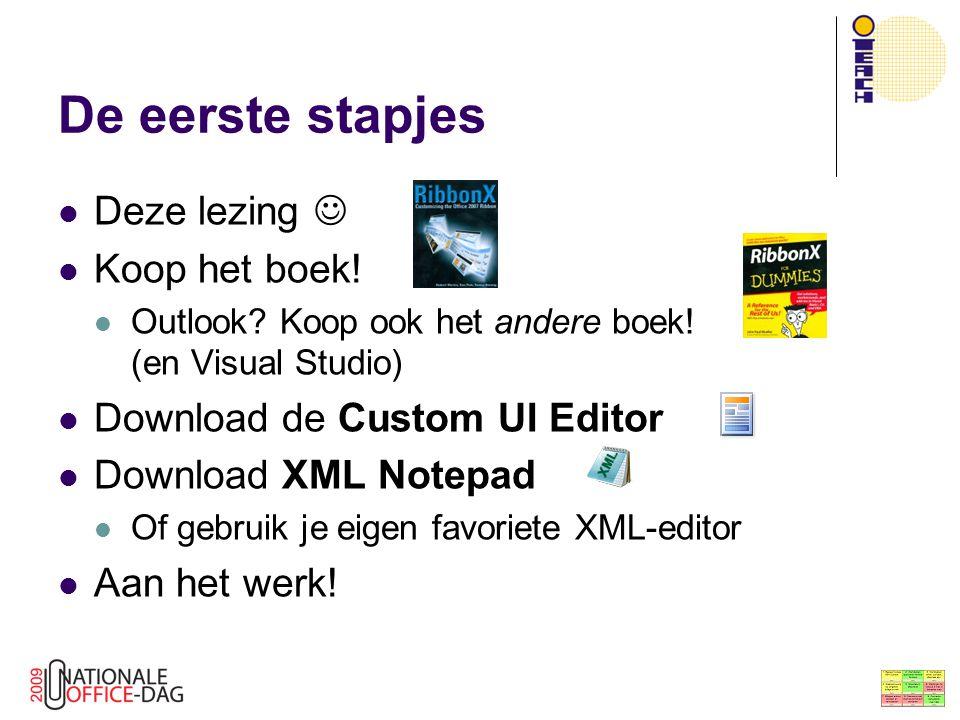 De eerste stapjes Deze lezing  Koop het boek!