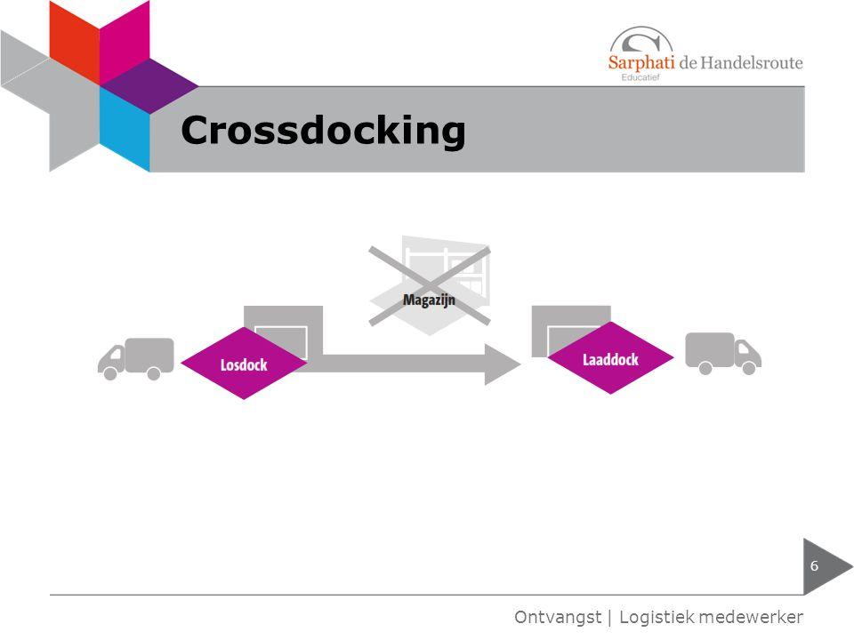 Crossdocking Ontvangst | Logistiek medewerker