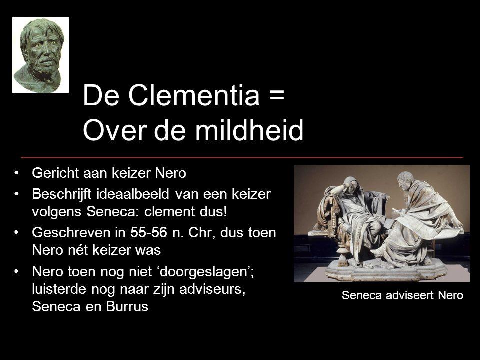 De Clementia = Over de mildheid