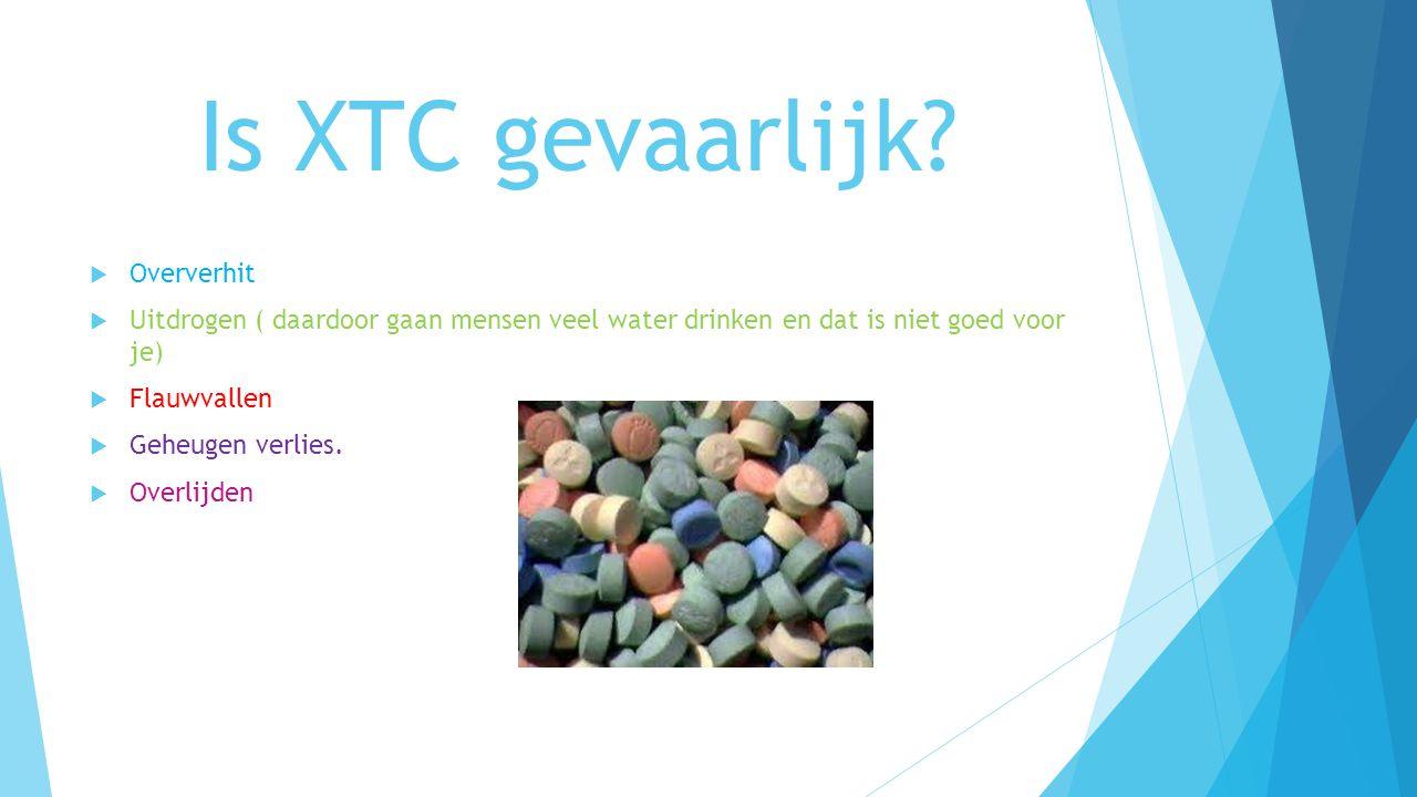 Is XTC gevaarlijk Oververhit
