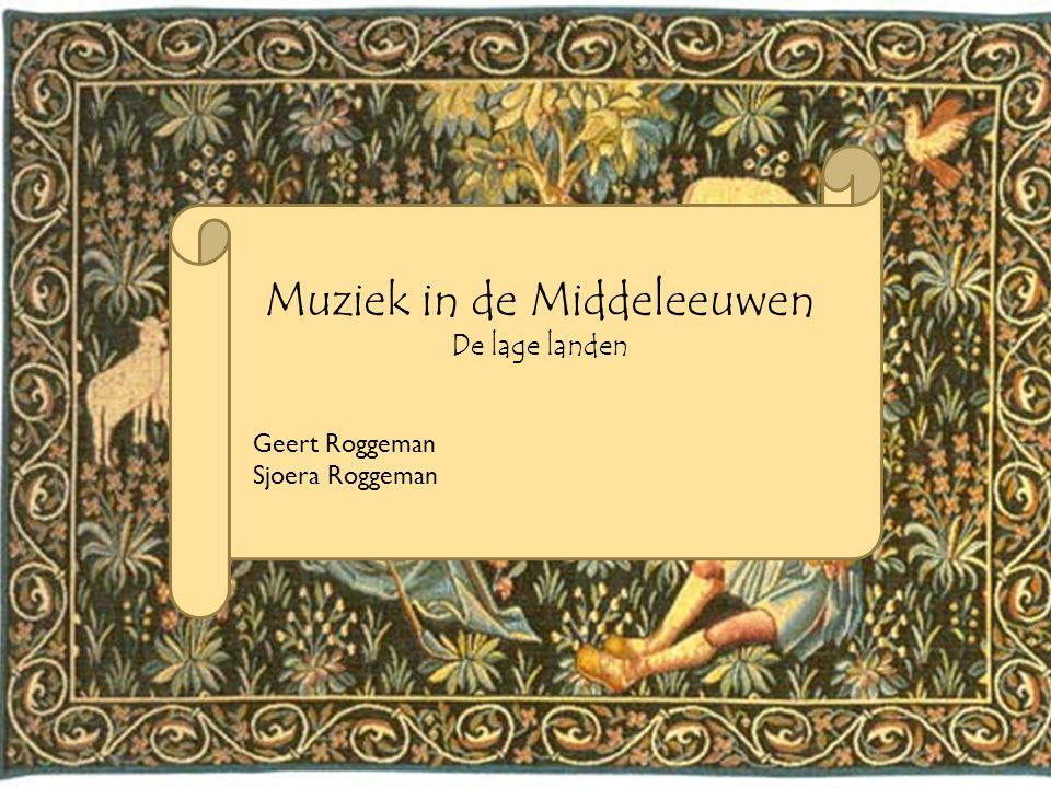 Muziek in de Middeleeuwen