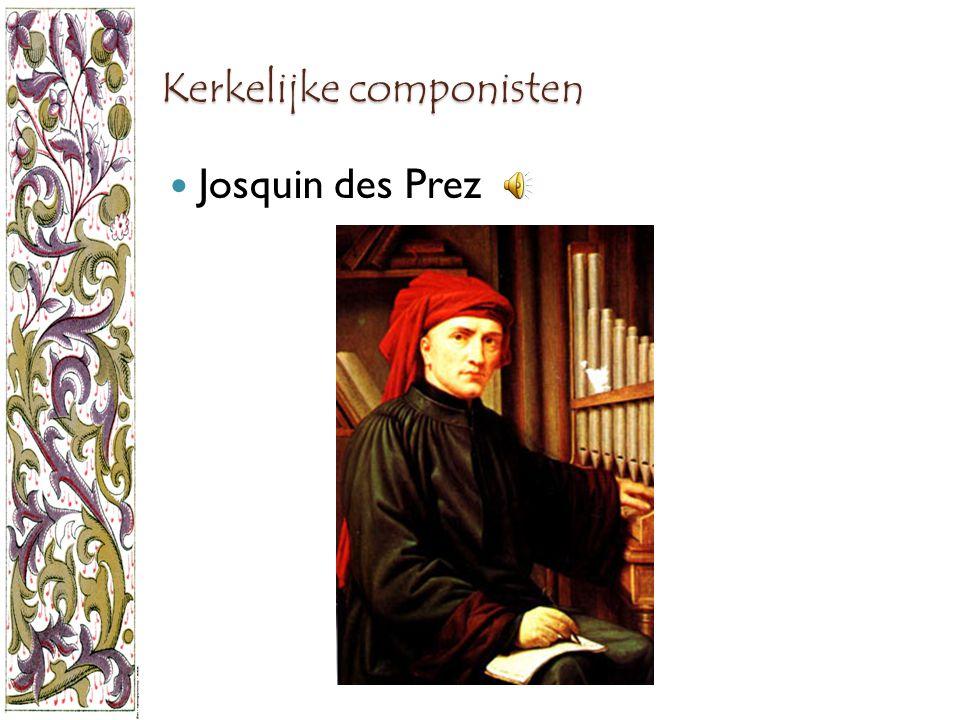 Kerkelijke componisten