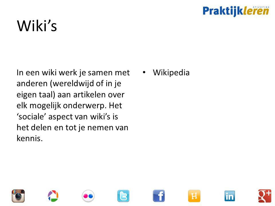 Wiki's