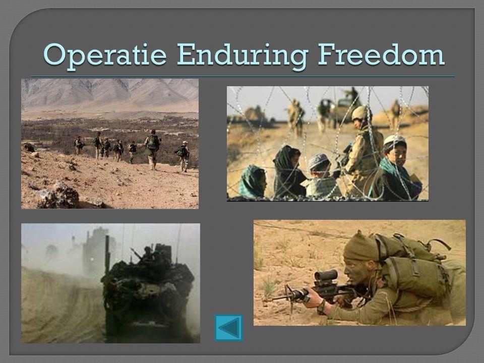 Operatie Enduring Freedom