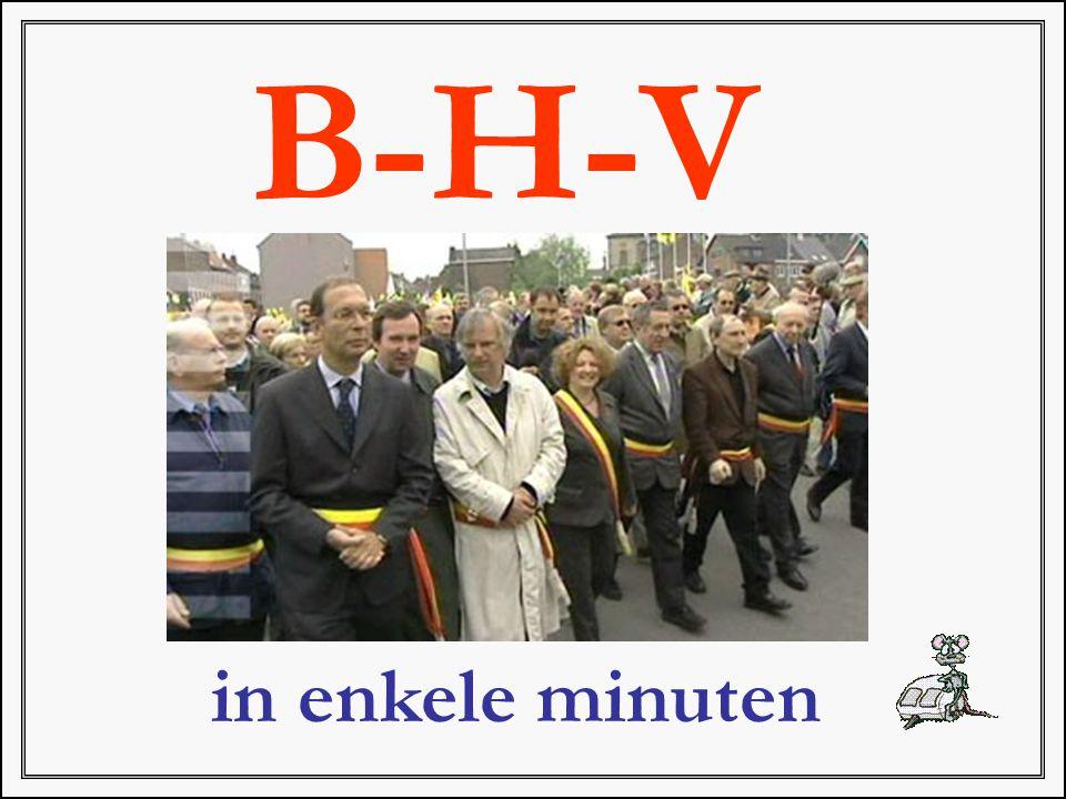 B-H-V in enkele minuten