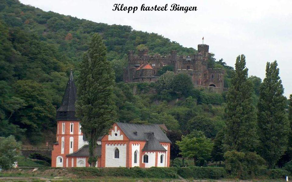 Klopp kasteel Bingen