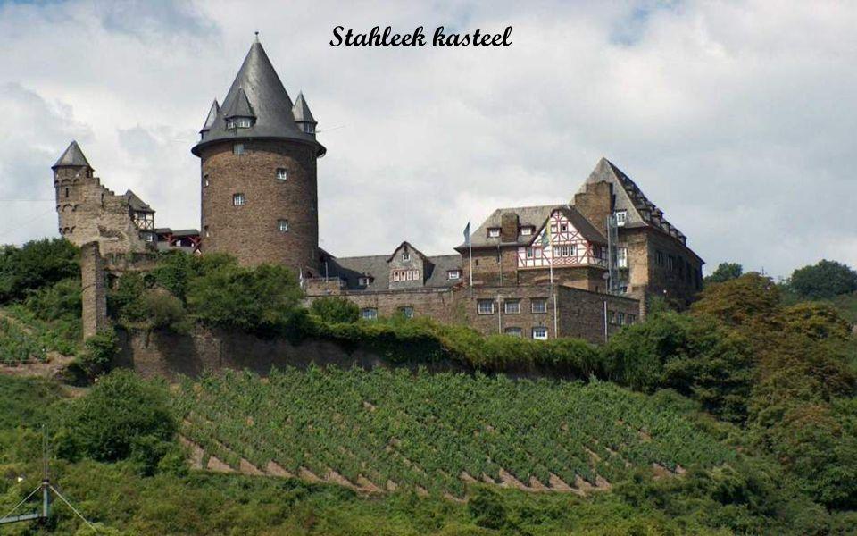 Stahleek kasteel