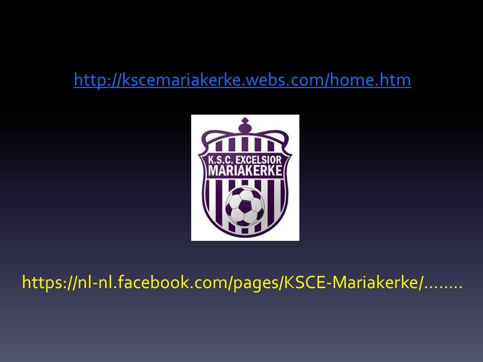 https://nl-nl.facebook.com/pages/KSCE-Mariakerke/……..