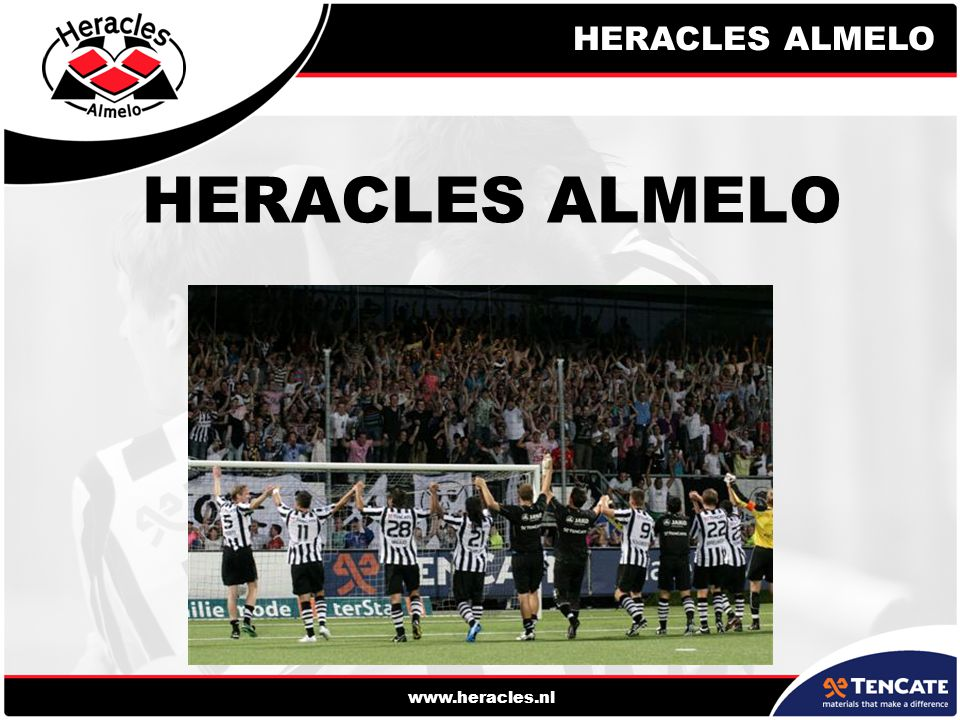HERACLES ALMELO 8
