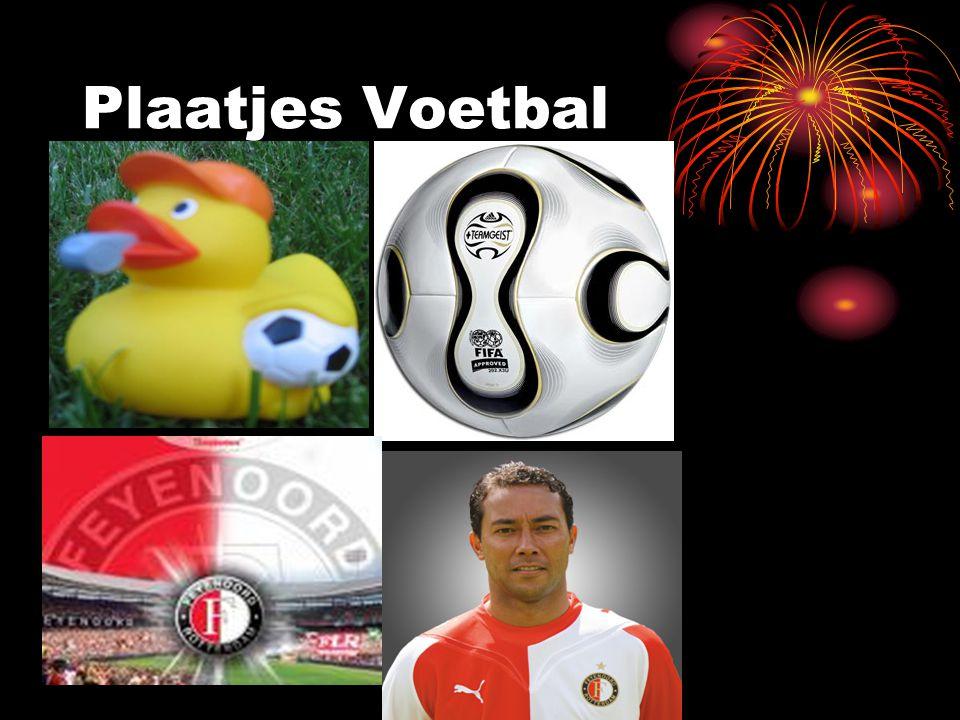 Plaatjes Voetbal