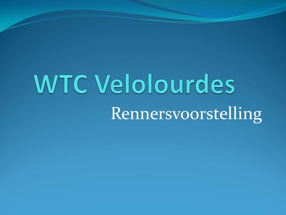 WTC Velolourdes Rennersvoorstelling