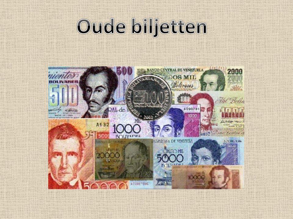 Oude biljetten