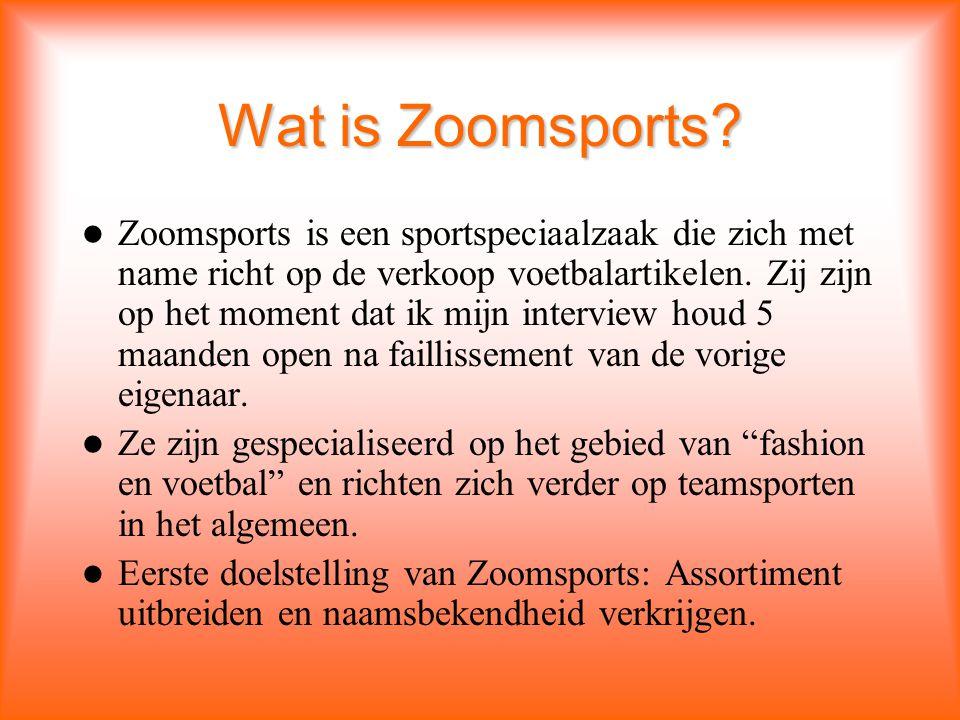 Wat is Zoomsports