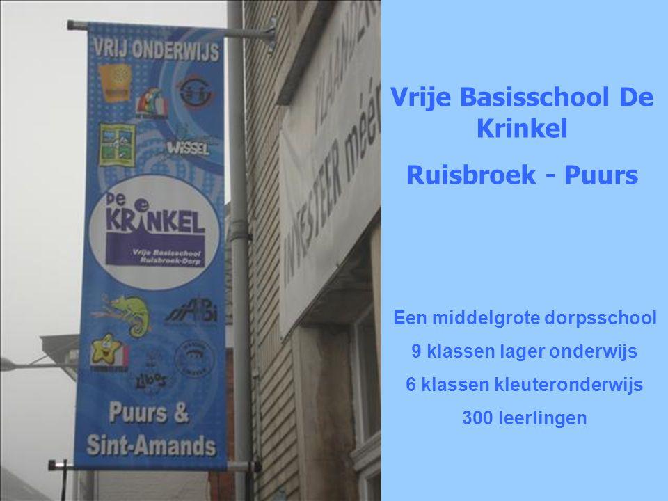 Vrije Basisschool De Krinkel Ruisbroek - Puurs