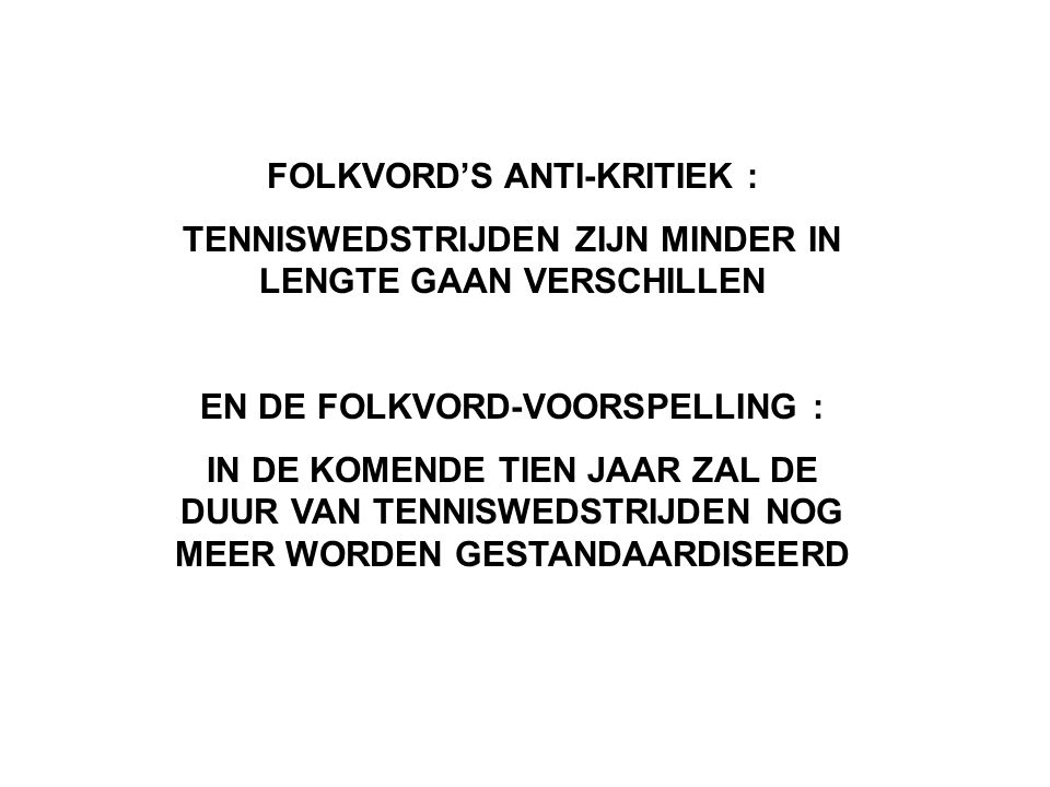 FOLKVORD'S ANTI-KRITIEK :