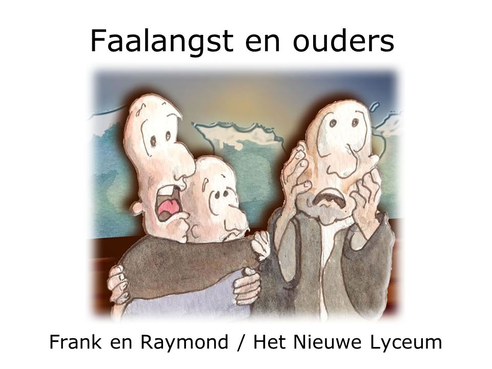 Frank en Raymond / Het Nieuwe Lyceum
